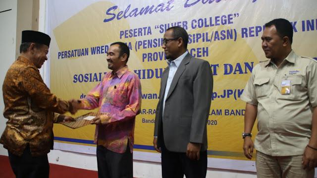 PWRI dan UIN Sosialisasi Program Silver College