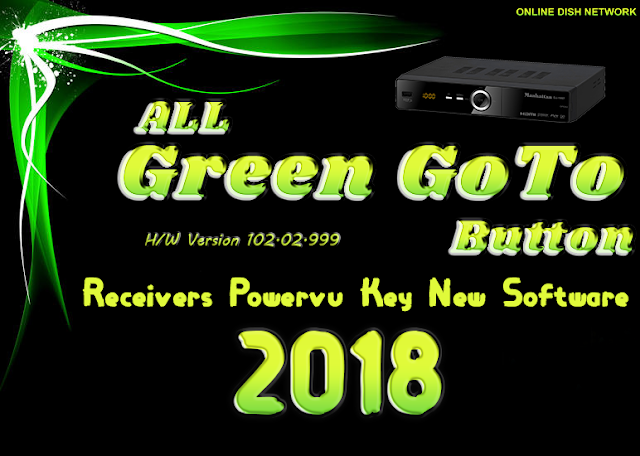 All Green GoTo Receiver Software 2019 ~ Technical Cheema