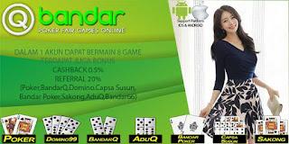 QBandar Agen Bandar66 Online Terpercaya Se-Indonesia - www.Sakong2018.com