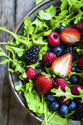 natural beauty from foods summer