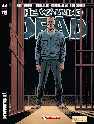 The Walking Dead #44: Un'opportunità