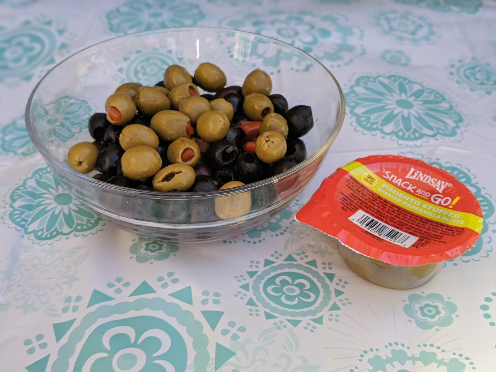 Olives pack and go