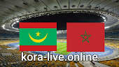 باراة موريتانيا والمغرب بث مباشر بتاريخ 27-03-2021 تصفيات كأس أمم أفريقيا