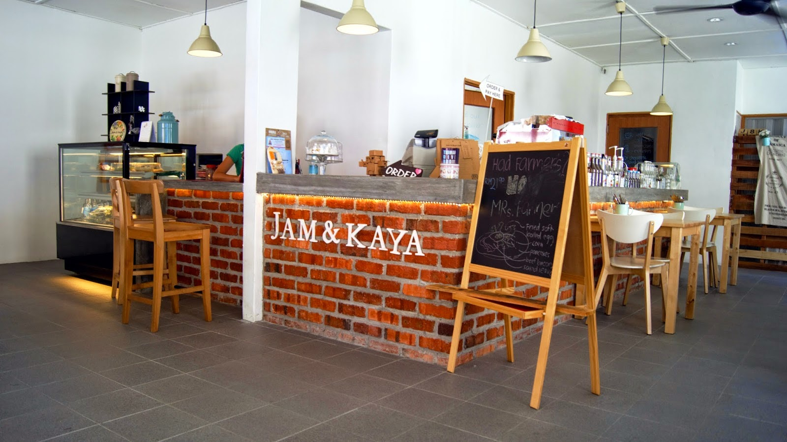 Jam Kaya Cafe Pj Palms Sports Center Pigberrypie