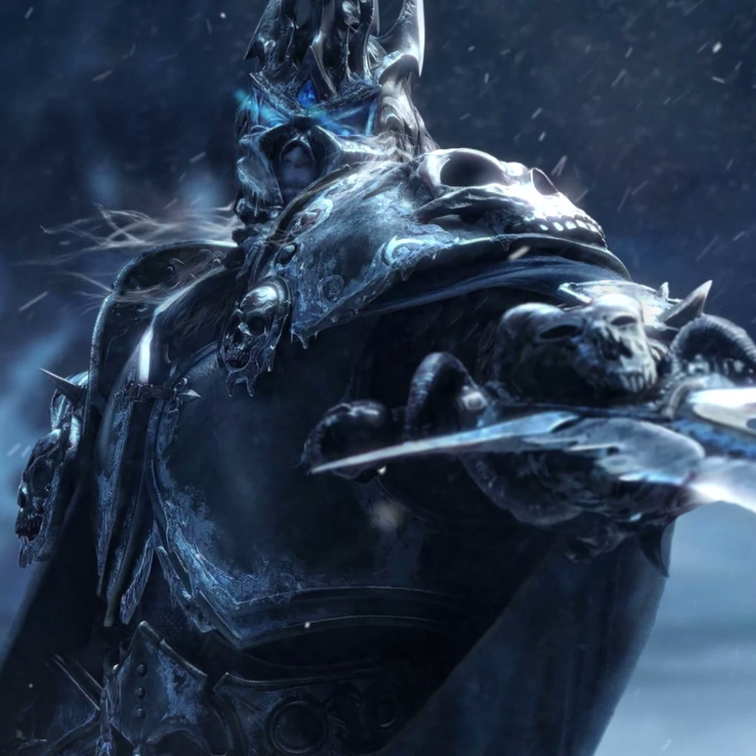 Wallpaper Engine Lich King Background Wallpaper Engine
