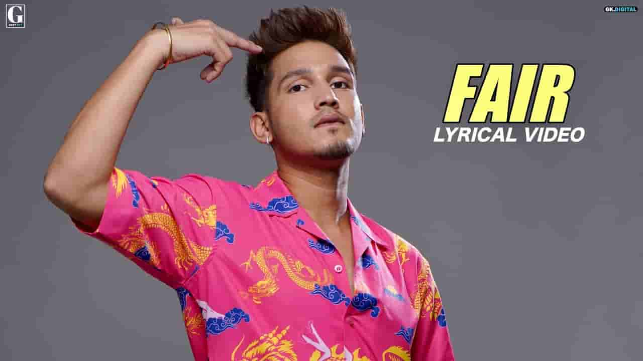 फेर Fair lyrics in Hindi Karan Randhawa x Gurlez Akhtar Rambo Punjabi Song