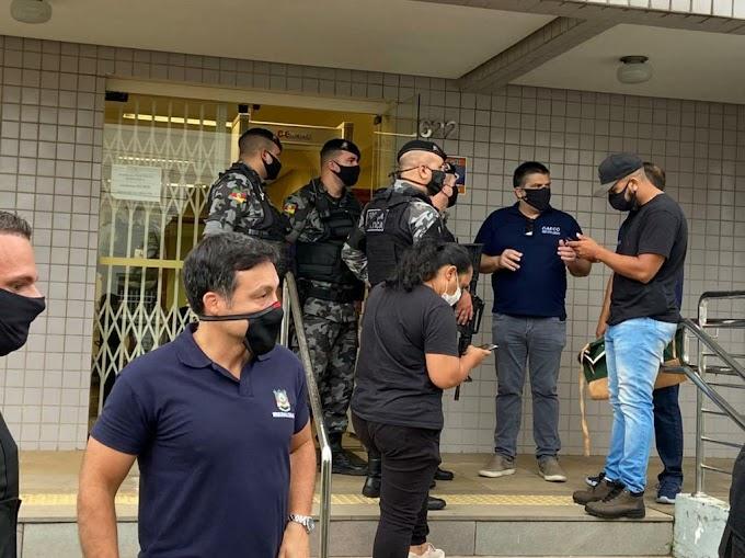 Operação do MP investiga suposto financiamento de campanha por facção criminosa em Cachoeirinha