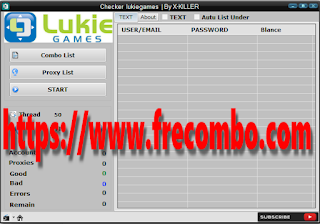 lukiegames Checker Account