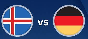 بث مباشر مباراة المانيا وايسلندا