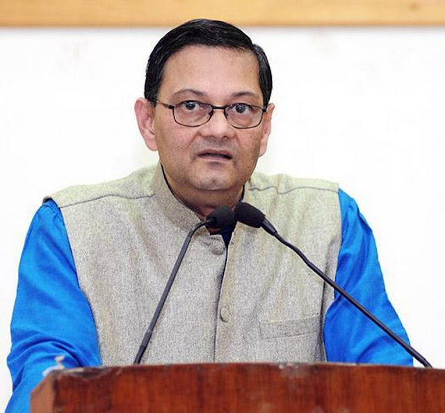 Chandra Kumar Bose is dropped from post of vice president