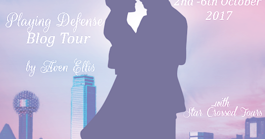 Book tour: Playing Defense - Aven Ellis (Dallas Demons #5)