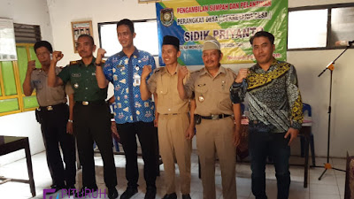 Sidik Priyanto, Sekdes Baru Desa Wonosido