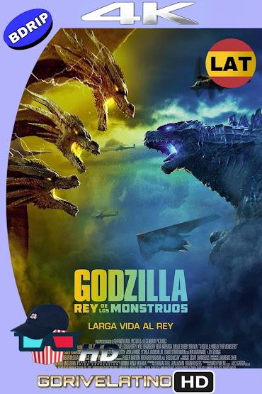 Godzilla II: El Rey de los Monstruos (2019) BDRip 4K HDR Latino-Ingles MKV