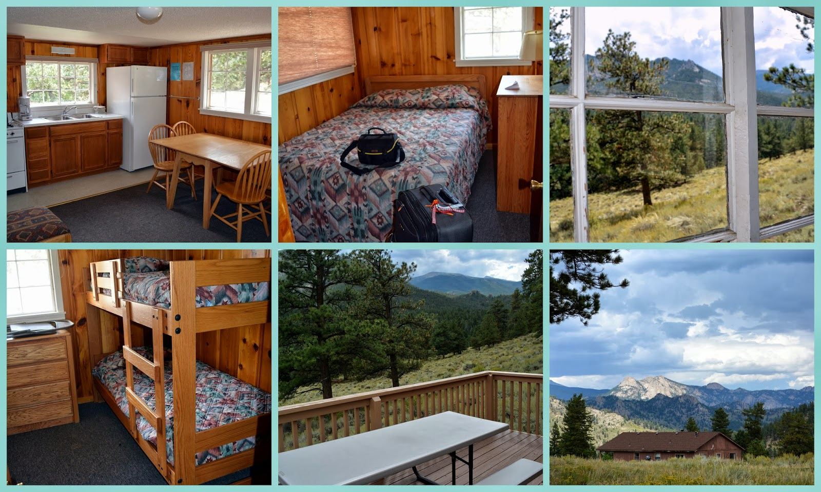 Cabins Have Gas Or Electric Heat, Fully Equipped Kitchens With A Stove With  An Oven A Refrigerator And A Microwave (except The Two Bedroom Basic  Cabin), ...