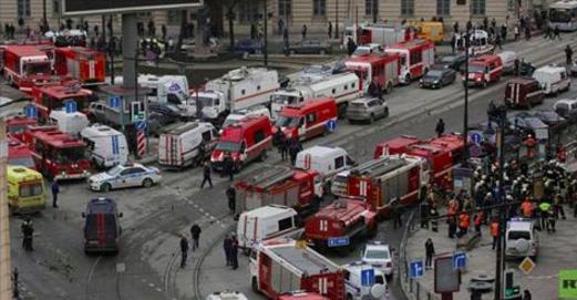 Des Belges dans l'attaque terroriste de St-Pétersbourg ? Voici ce que dit Didier Reynders