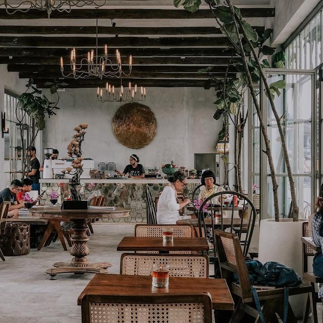 Ritatkala Cafe Batur Kintamani