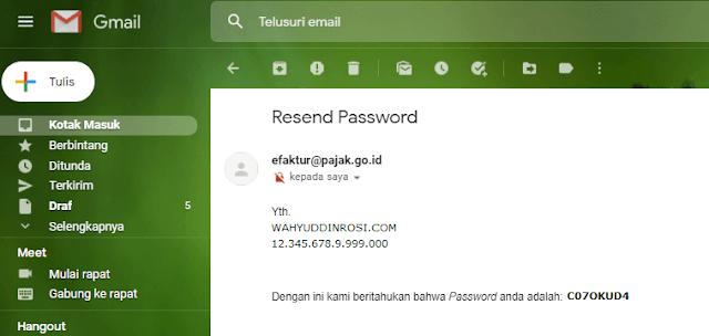 lupa password enofa