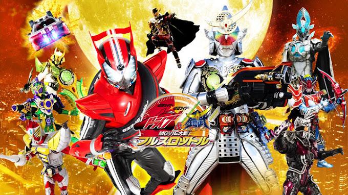 Kamen Rider × Kamen Rider Drive & Gaim: Movie War Full Throttle Subtitle Indonesia