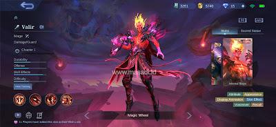 Valir Infernal Blaze