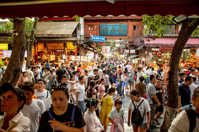 11. Barrio Musulmán - Huimin