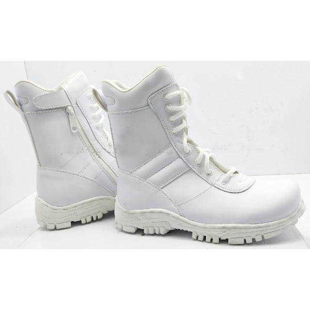 Sepatu PDL Putih