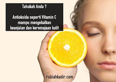Vitamin C Untuk Kulit Yang Cantik