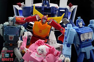 Transformers Kingdom Ultra Magnus 71