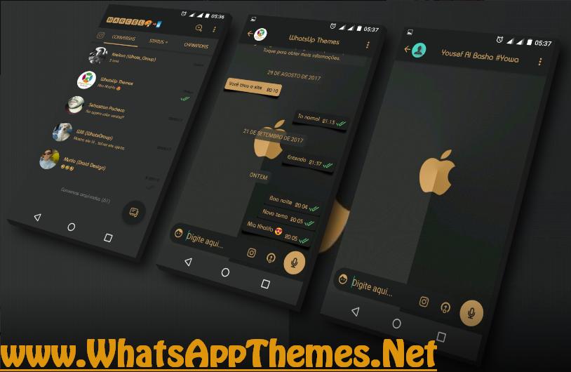 download tema doraemon untuk yowhatsapp