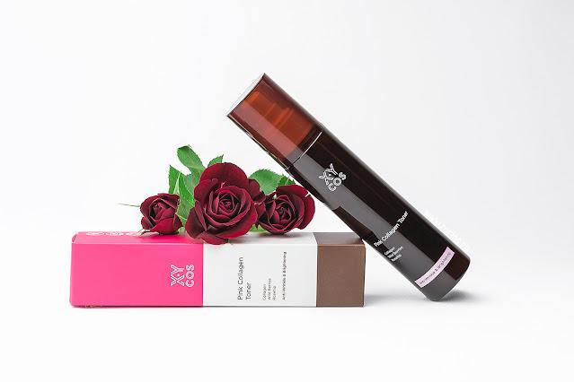 Тонер с шиповником на основе коллагена XYCOS Pink Collagen Toner: отзывы с фото