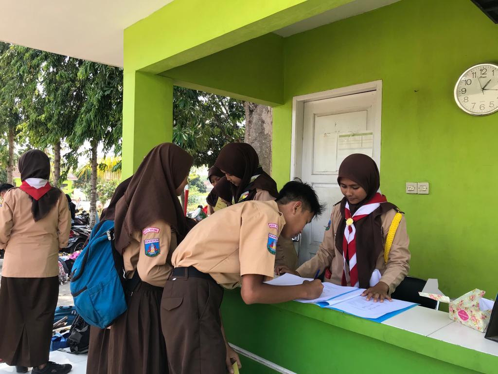 Bahasa Dan Sastra Sman 6 Kota Serang Selenggrakan Mppt