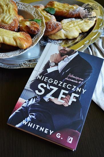 Niegrzeczny Szef - Whitney G. Recenzja książki.