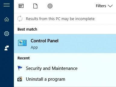 How to turn on Windows Defender in Windows 10