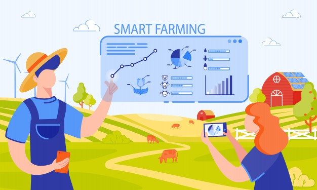Peran Generasi Petani Milenial di Era Pertanian 4.0