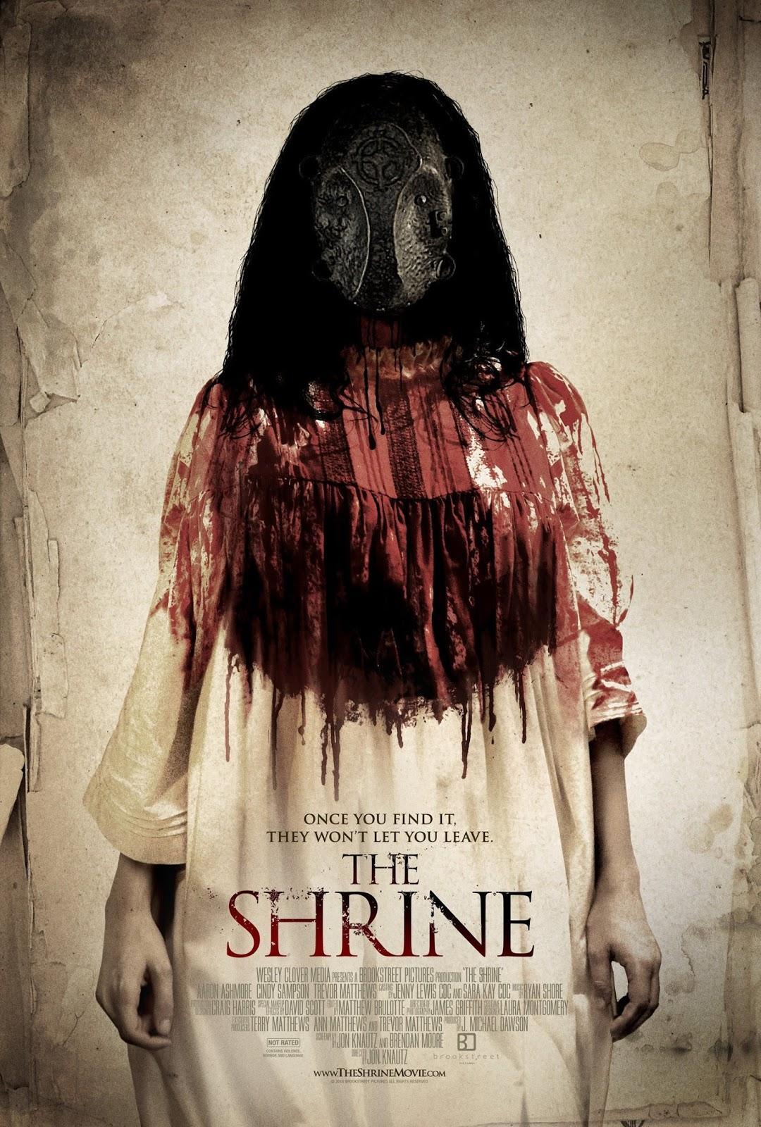 Soresport Movies: The Shrine (2010) Horror Demon