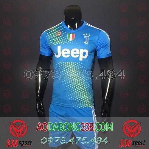 Áo Juventus Xanh 2019 2020 Training 9