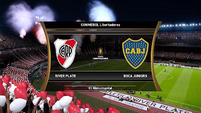 PES 2020 Scoreboard Copa Libertadores by Lucasvillakapo