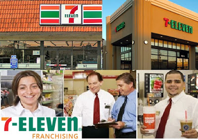 7-Eleven Franchise Opportunities