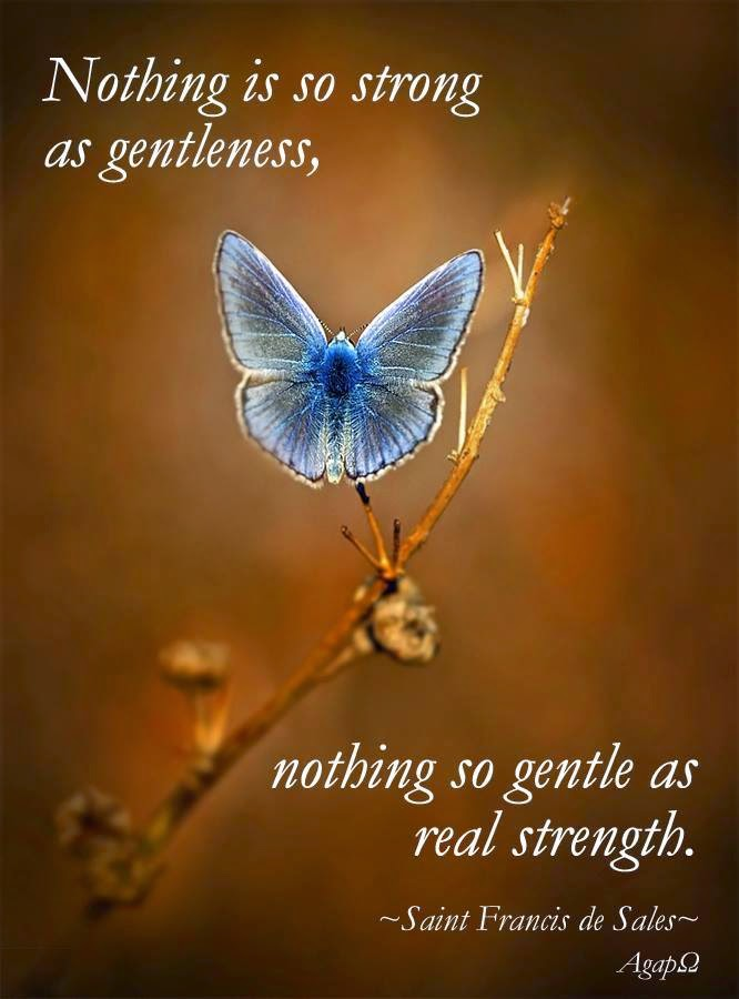 Gentless, Quotes