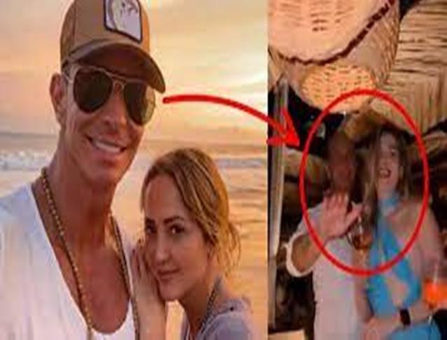 Sin Andrea Legarreta: filtran fotos comprometedoras de Erik Rubín junto a otra mujer mas bella