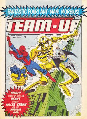 Team-Up #20