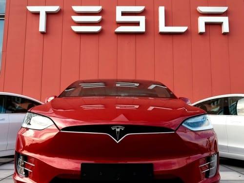 Tesla's prime market value is $ 500 billion