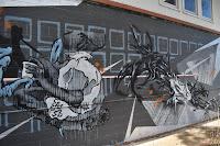 Mitchell Street Art   Byrd & Atune