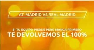 Mondobets promo Atletico vs Real Madrid 7-3-2021.