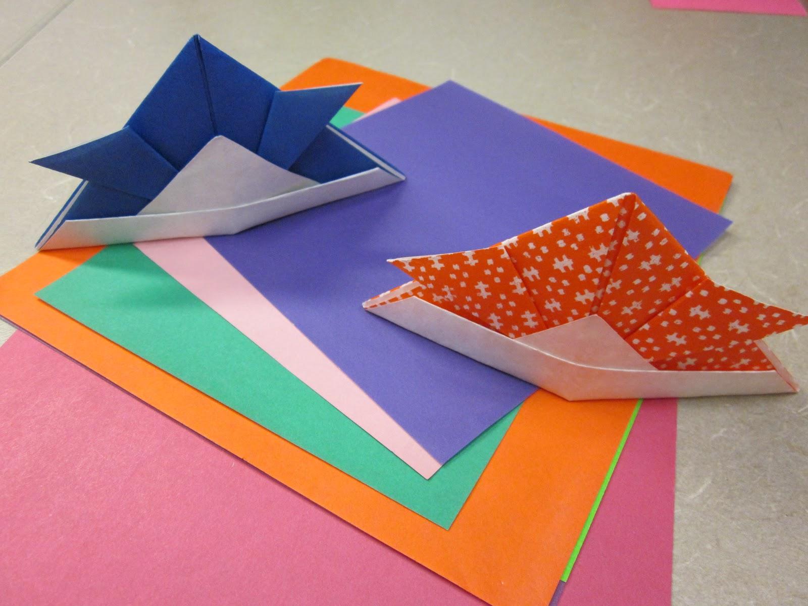 Do Something Creative {DAILY}: Origami Hats...celebrating ... - photo#2