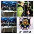 Policiais participam de aniversario de criança de 5 anos na cidade de Sanharo