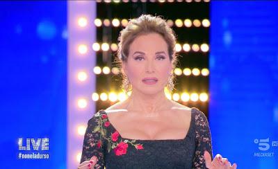 Barbara D'Urso flop ascolti TV contro Mina Settembre 24 gennaio