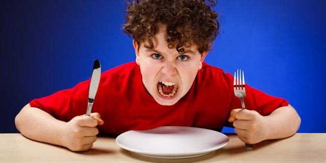Tanda Kamu Kecanduan Makanan