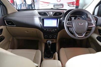 Interior Dashboard Wuling Confero S
