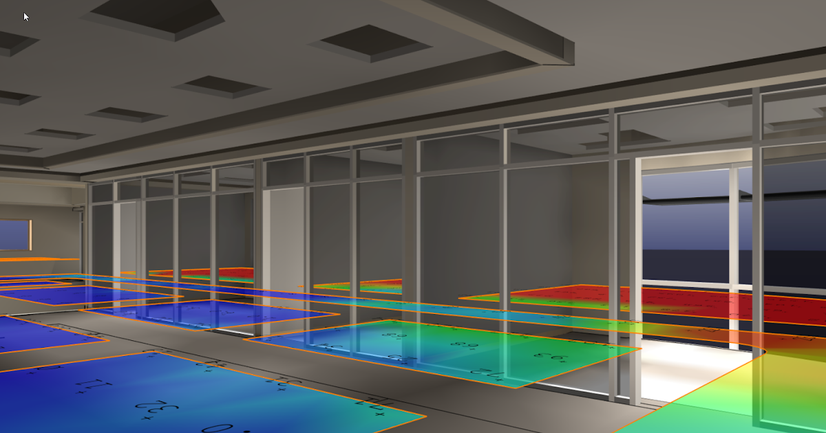 BIM Chapters: Licaso Has Arrived! Annual daylight simulation
