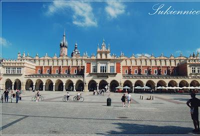 Kraków | Sukiennice
